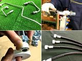http://iishuusyoku.com/image/商社機能だけではなく、顧客の用途に応じて、パイプ曲げ・高圧ホース・エアチューブ・マルチバルブの組み立てなど、さまざまな加工も行っています。
