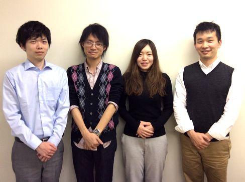 https://iishuusyoku.com/image/平均年齢は約33歳。若い組織のため、役職や経験に関係なく、意欲次第でさまざまなことにチャレンジできますよ!