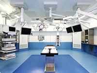 https://iishuusyoku.com/image/手術室内装工事も手掛けています。安全性と機能性を満たし、運営の効率化に寄与する手術室づくりを提案しています。