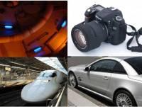 宇宙、自動車、電車・新幹線、カメラ・・・。技術の発展を陰ながら支えている、研究開発メーカーです!