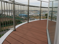 http://iishuusyoku.com/image/葉県内のホテルのバルコニーで使用されている様子です。国内外を問わず、有名ホテルで多く施工されています。