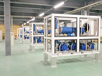 http://iishuusyoku.com/image/フロンに替わり、CO2を冷媒とする新しい冷凍機システムを開発。「地球にいいね!」を合言葉に、環境に優しい製品開発に取り組んでいます。