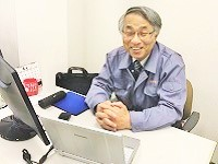 https://iishuusyoku.com/image/社長は、現役の「プラントドクター」としても活躍。現場を知るからこそ、現場社員を大切にできるのです!