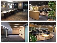 企業のエントランスやロビー、ラウンジ、商業施設や学校まで!センス溢れるデザイン空間を提供しています!