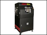 http://iishuusyoku.com/image/新しく開発された製品。パッド印刷機に小型の多軸ロボットが組み込まれていて、多工程印刷が可能な製品です!特許も取得しています!