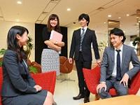 JASDAQ上場・USENグループのため、福利厚生充実・安定した経営基盤で働けます。