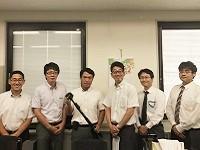 https://iishuusyoku.com/image/アットホームな社内。国内営業部では、20代から50代まで幅広い年齢層のメンバーが活躍しています!