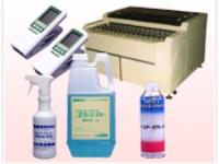 印刷機器に必要不可欠な洗浄剤、オフセット印刷の技法に欠かせない湿し水を研究・開発しているメーカーです!