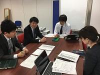 http://iishuusyoku.com/image/未経験歓迎!社内での勉強会をはじめ、わからない事があれば、いつでも先輩社員が教えてくれるので安心です。
