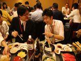 https://iishuusyoku.com/image/年明けの定例会後には新年会も開催しています!オンオフのメリハリをつけて働けるのは魅力的ですね。