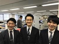 https://iishuusyoku.com/image/定着率100%!20代の先輩社員は全員「いい就職プラザ」から入社をしています。和気藹々!アットホームな社風も自慢です!入社後はOJTを通じてしっかり研修があるので安心ですよ!