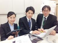 http://iishuusyoku.com/image/歯科業界ではトップクラスのシェアを誇る同社!充分な知識・コンサルタント力を持ち、歯科医院を支えます。