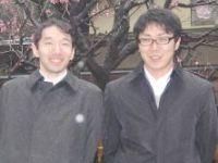 20代の先輩!2人とも数年前に新卒で同期入社!「臭気判定士」として活躍しています!