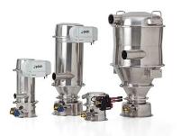 https://iishuusyoku.com/image/メインで扱うのはスウェーデン・ピアブ社の「真空式粉粒体搬送装置」。業界で圧倒的なシェアを誇る製品です。