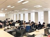 いい就職プラザを通じて未経験から入社した先輩たちも、エンジニアや事務スタッフとして最前線で活躍しています!
