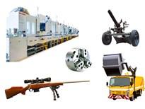 工作機械を中心に幅広い分野で活躍しています。同社の製品は丈夫で長持ちすることが特徴で「止まらない機械」であることが強みです。