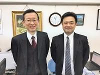 https://iishuusyoku.com/image/設立者である社長(左)と、これからあなたの教育担当となる部長(右)です。丁寧に教えますので、やる気があれば大丈夫!