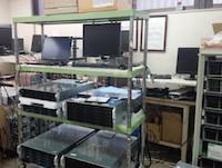 https://iishuusyoku.com/image/出荷検査フロアー。 環境整備され検査ツールを使用して効率良く・品質確保して出荷します。