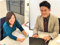 http://iishuusyoku.com/image/30~40代のメンバーが中心となって活躍中。頼れる先輩たちが、あなたをしっかりフォローしてくれますよ!