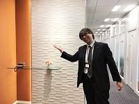 http://iishuusyoku.com/image/情報システム推進室の上長です。未経験からのスタートでも大丈夫!一つずつIT知識を習得していってくださいね!