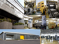 https://iishuusyoku.com/image/本社工場を含めて都内に2つの工場を持ち、短時間での納品も可能に。画像の下は大量生産を可能にする茨城工場です。