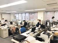 https://iishuusyoku.com/image/五反田にある本社オフィス。ショールームも併設されているので、いつでも実機に触れることができます。