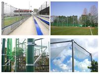 https://iishuusyoku.com/image/スポーツ用防球ネット製品。渋谷ストリームのフットサル場などスポーツ用インフラ製品も手掛けています。