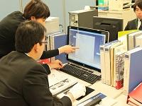 プロの技術者の育成を目的とした教育体制!一般研修、専門技術分野教育、自己啓発支援など、エンジニアとしてスキルアップできる環境が整っています!