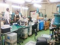 https://iishuusyoku.com/image/本社に併設される自社工場。お客様からのカスタムオーダー品や、小ロット・短納期に対応していきます!