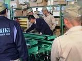 https://iishuusyoku.com/image/畳製造機工場の様子です。まずは畳のことから丁寧に教えていくので未経験の方も安心です。