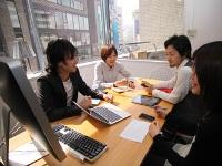 https://iishuusyoku.com/image/当を決めるときは、みんなで話し合って決めます。在籍期間や役職にとらわれず、コミュニケーションを取ることが出来る環境です。