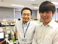 https://iishuusyoku.com/image/チームワークの良さを駆使した協力態勢があるので、質問や相談もしやすい。