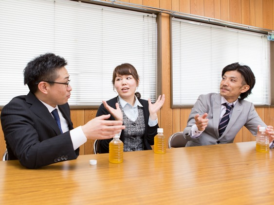 https://iishuusyoku.com/image/顧客満足にこだわり、要望に合わせて技術や製造機械まで生み出すプロ集団です。