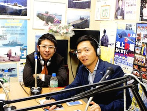 代表の地元である和歌山のがんばる人々を招き「地元和歌山を活性化させたい!」というテーマを掲げて、FMラジオ番組も放送しています。