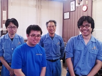 http://iishuusyoku.com/image/勤続年数が長い方が多く、アットホームな雰囲気に包まれ、長く腰を据えて働いていくことができる環境です。社長との距離も近く風通しが良い会社です。