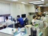 http://iishuusyoku.com/image/社内の様子。落ち着いた雰囲気の社内では、適切な役割分担のもと効率よく仕事ができます。