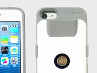 iPhone、iPodに装着するジャケット型のバーコードリーダーを開発!世界中どこでも使える利点を武器に海外に進出しています!