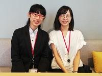 http://iishuusyoku.com/image/女性活躍推進法に基づく「えるぼし」の認定を取得するなど、女性が長く働きやすい環境が整っています。