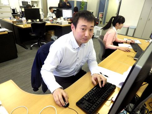 https://iishuusyoku.com/image/ワンフロアでお仕事をされていますので、風通しのいい環境です♪分からないことは何でも聞いてくださいね!
