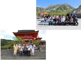 https://iishuusyoku.com/image/年に1回ある社員旅行の様子です。昨年は北陸方面に出向き観光やおいしい料理を楽しみました。
