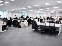 https://iishuusyoku.com/image/平均年齢は32歳。20代・30代のメン バーが中心となって活躍中!明るく活 気のある社内です。