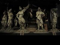 https://iishuusyoku.com/image/寺社仏閣などの照明も手掛けます。拝観者の動線も考え、展示物にとって最高の光を設計し、ライティングまで行います!
