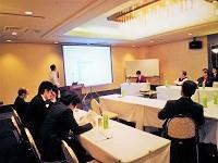 https://iishuusyoku.com/image/社内研修会を定期的に実施。ITに関することはもちろん、リーダーシップやマネジメントなども段階に応じて学んでいきます。