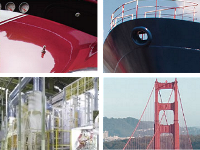 形のない流体を自在に操る技。塗料や高粘度材料をはじめとする流体ハンドリング技術は、様々な産業分野の生産工程に活用されています!