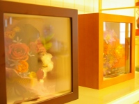 「アフターブーケ」の市場では、トップシェア!数十万組に及ぶ新郎新婦の思い出をカタチにしています。