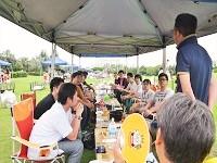 毎年開催される社員旅行。熱海や伊豆、山梨へ!社員同士の仲も良く、わいわい楽しい社風です。