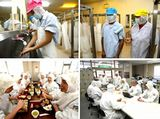 http://iishuusyoku.com/image/働きやすさが魅力!労働環境の整備も、重要な取り組みのひとつ。各工場・各セクションごとに、社内外の環境改善活動を通して、より良い製品づくりのための労働環境向上に日々努めています。