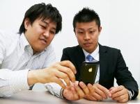 https://iishuusyoku.com/image/ソーシャルアプリ、モバイルアプリケーションなど、私たちの身近なサービスの開発も手掛けています。