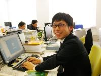 https://iishuusyoku.com/image/営業はチーム制。所属するチームでは、ゼネコンや設計会社、水道コンサルタント、商社などを周っています。