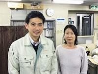 https://iishuusyoku.com/image/総務経理の先輩です。いい就職プラザを通じて15年前に入社した先輩が、あなたの教育担当です!
